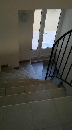 Cage d'escaliers, Sci de l'Hippocampe, secteur Jonzac 17500