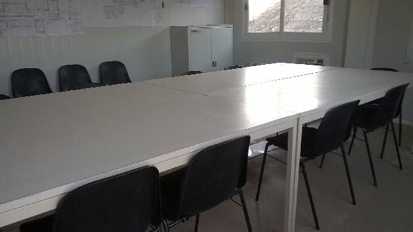 Salle de réunion, sté Balout secteur Jonzac 17500